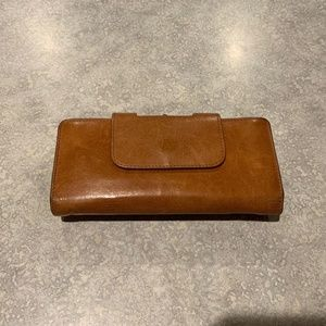 Hobo International Nancy Leather Wallet/Wristlet